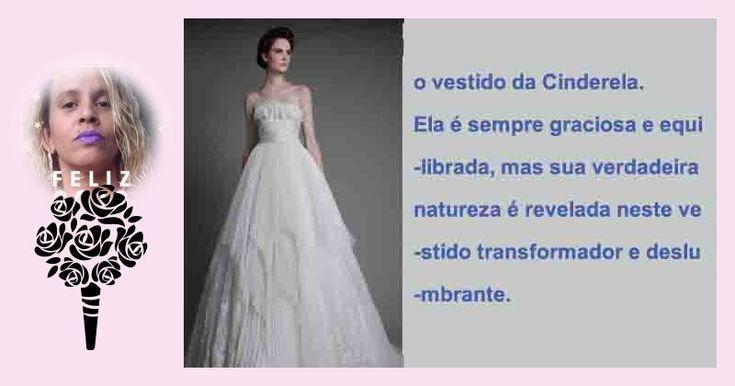 Com qual vestido das Princesas da Disney você deveria vestir no dia do seu casamento?