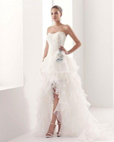 Abiti da sposa corti 2015 -  Jolies