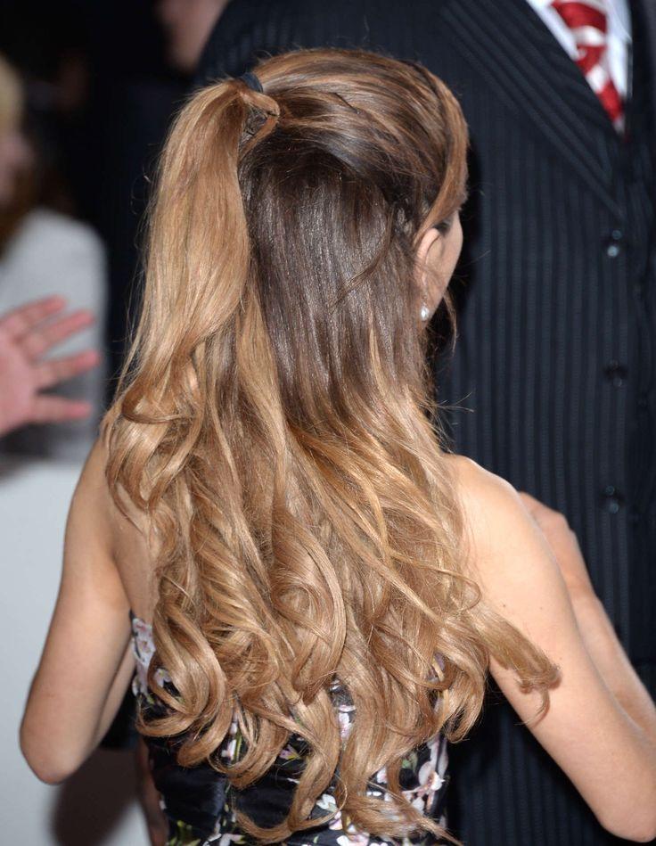 Ariana Grande at 2014 GRAMMY Awards in LA
