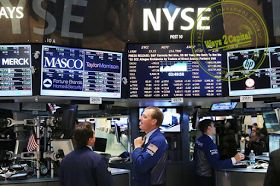Dow Jones Price : 20,804.84 Today's change : +141.82 (0.69%) Open: 20,698.30 Prev Close: 20,663.00