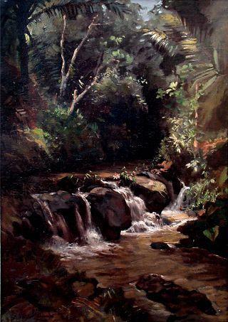 Basoeki Abdullah - Anak Sungai