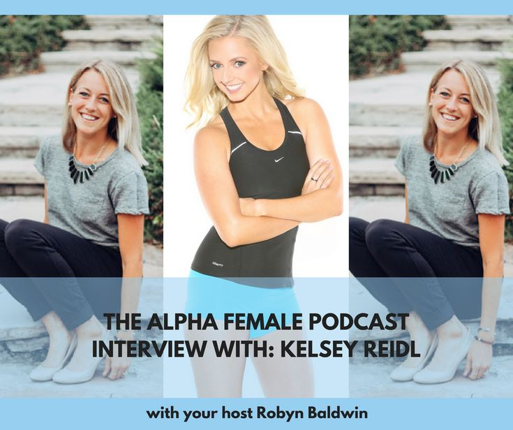 This week on the Alpha Female Podcast, Robyn interviews Kelsey Reidl to find out how this Holistic Health Coach has created work / life harmony. Check out http://robynbaldwin.com/podcast for the show notes. #alphafemale #alpha #alphafemalepodcast #podcast (scheduled via http://www.tailwindapp.com?utm_source=pinterest&utm_medium=twpin)