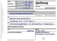 Rechnungsprogramm