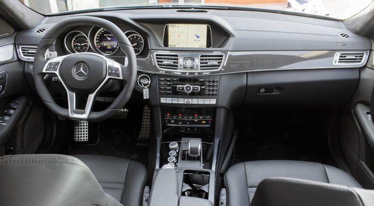 Mercedes E-Class 2013