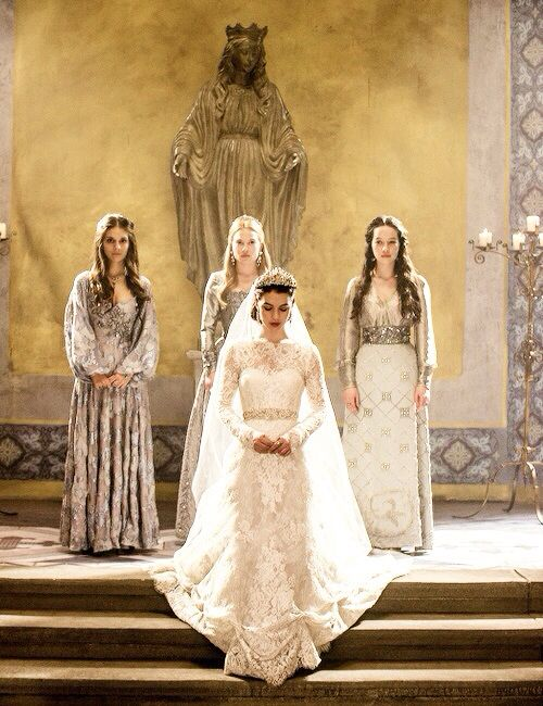 """Reign episode 13 """"The Consummation""""! Mary looks so beautiful!!!"""