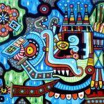 Este viernes 21 de junio , en el FARO Oriente, se inaugurará Movimiento en el Universo, una exposición de alto relieve en resina con temas prehispánicos, de Manuel Márquez Esparza.El artista se basó en las imágenes de códices prehispánicos, el autor escogió algunas de las divinidades más representativos de la cultura mexica, Tlaloc, Tonatzin, Xolotl, …