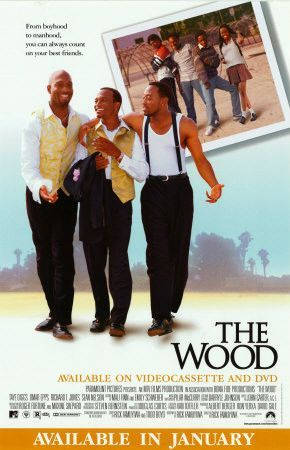 The Wood Movie Poster 27x40 Used Antwon Tanner, Elayn Taylor, Cynthia Martells, Basil Wallace, Christina Milian, Tamala Jones, Malinda Williams, Sanaa Lathan, Dawnn Lewis, Patricia Belcher, Omar Epps