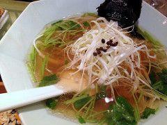 Duck broth ramen lunch set from Chikutei @ Akasaka   by Fuyuhiko