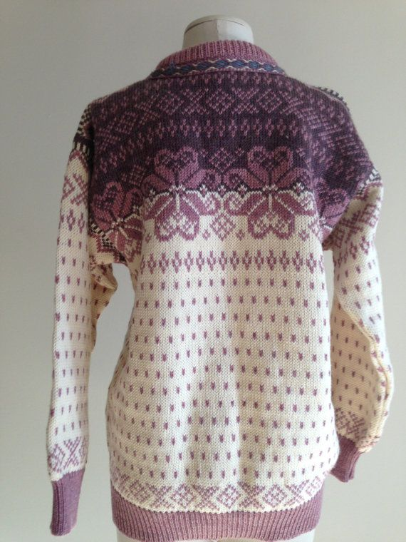 Vintage 1980's Dale of Norway nordic beautiful by theragmuseum