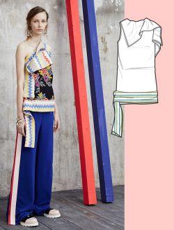 SS17 | Womenswear | Development | Jerseys