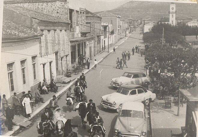 Filiatra,Greece...something from the past!!!