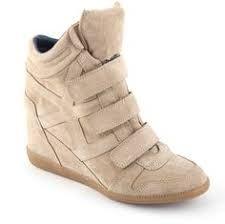 Resultado de imagen de fotos de zapatos tenis con tacon