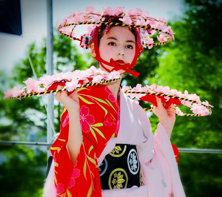 japanese seasonal tradition held - 736×651