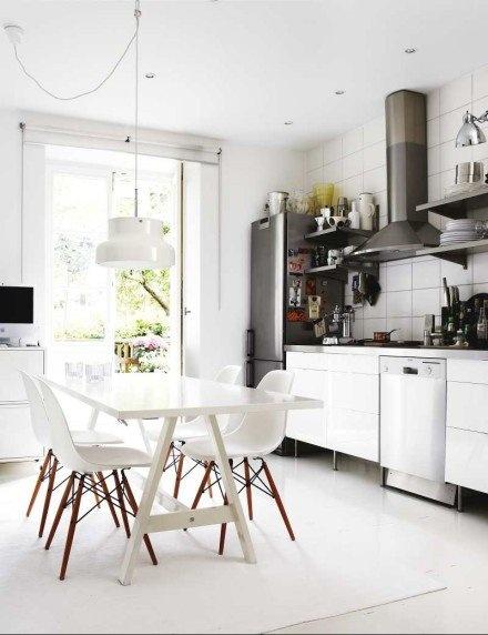 Die besten 25+ Eames dsw chair Ideen auf Pinterest Vitra möbel