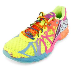 asics gel noosa tri 9 yellow