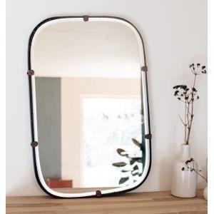 Miroir biseauté - Le Repère des Belettes