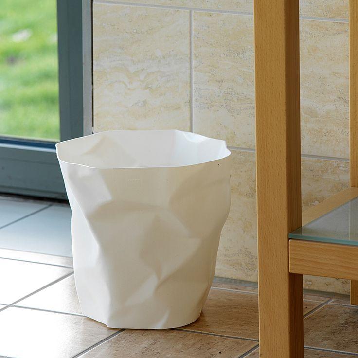 top3 by design - essey - essey waste mini bin white 49.50