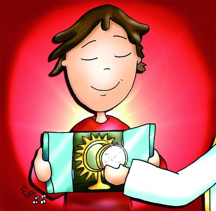Un sagrario en mi interior, Señor Jn 6,51-58 Corpus Christi