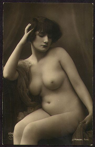 Best of 1800s French Lesbian Nude Pinups