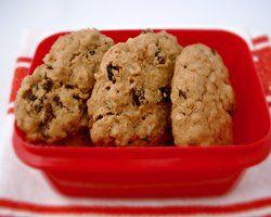 Muesli Biscuits Recipe - Lunch box