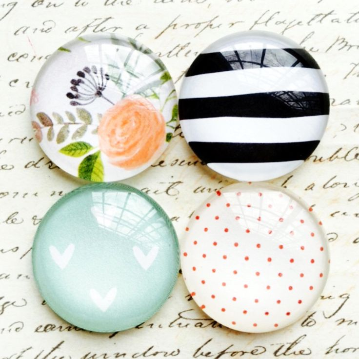Magnets - Glass Magnets - Office Supplies - Magnet - Decorative Magnets - Office Accessories - Cute Fridge Magnets - Office Organization by TheVelvetVine on Etsy https://www.etsy.com/listing/274485352/magnets-glass-magnets-office-supplies