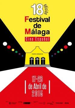https://festivaldemalaga.com/concursocartel18edicion Cartel que he presentado al concurso de la 18 edición del festival de cine de Málaga. Larios de Cine. Votaciones con registro sencillo, una diaria hasta 30 Octubre 2014. ;)