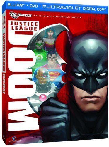 Justice League: Doom (2012) Poster