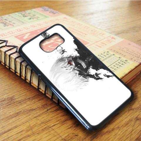 Tokyo Ghoul Samsung Galaxy S6 Edge Case