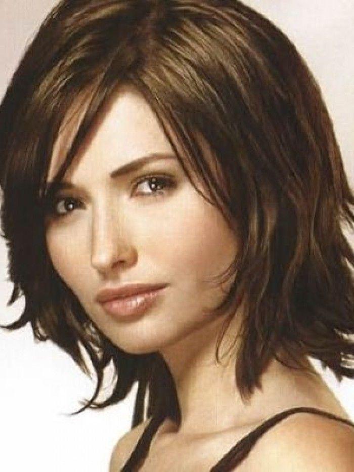 Above Shoulder Length Layered Hair Opbmd7zlz Cuts Pinterest