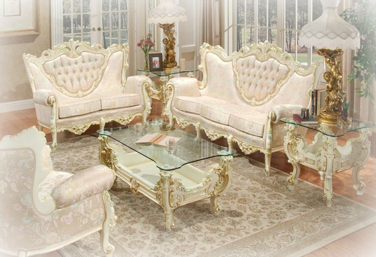 Victorian Furniture Company - Victorian & French Living, Dining & Bedroom Furniture