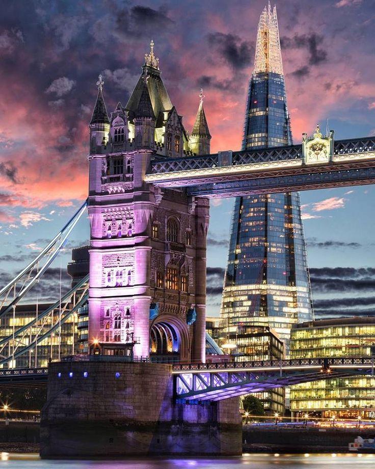 Puente de la torre, Londres, Reino Unido (por levanterman)