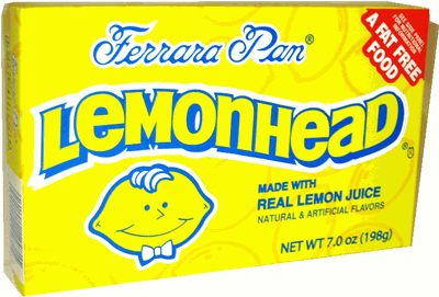 Love the Lemon Heads...always bought these from a penny candy store