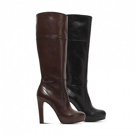 Collezione Stivali Pittarello 2013 2014 FOTO  #pittarello #stivali #boots #shoes #scarpe #autunnoinverno #autumnwinter #moda2014 #collection #heels