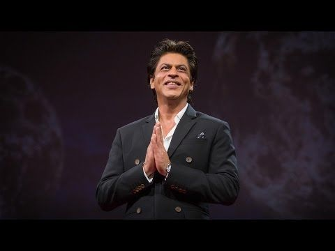 Full text of Shah Rukh Khan's speech at TED Talk 2017 | GQ India | Entertainment | Personalities