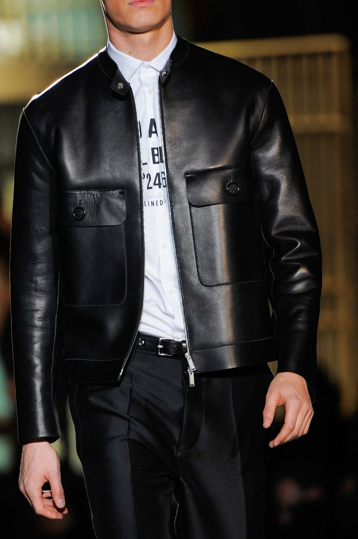 Dsquared² | Fall 2014 Menswear Collection.