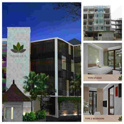 Condotel balitulip dewi sri kuta  deluxe room        82,00$    32sqm 85 units  executive room   97,500$   32sqm 45 units suite room         140,000$   64sqm 6 units   this lease hold 30 year with 5 stars services with ROI 20%  don't loose your chance to invest here in kuta bali  dwikadek@gmail.com  /  +62 87 861 661 428