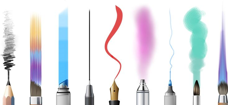 Autodesk Sketchbook Pro Brushes