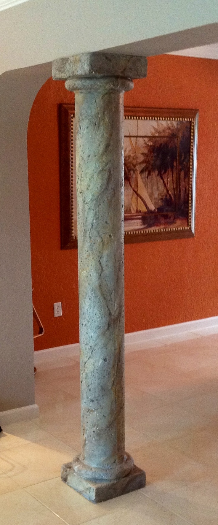Cultured Stone Pillars : Best images about wv stone columns on pinterest faux