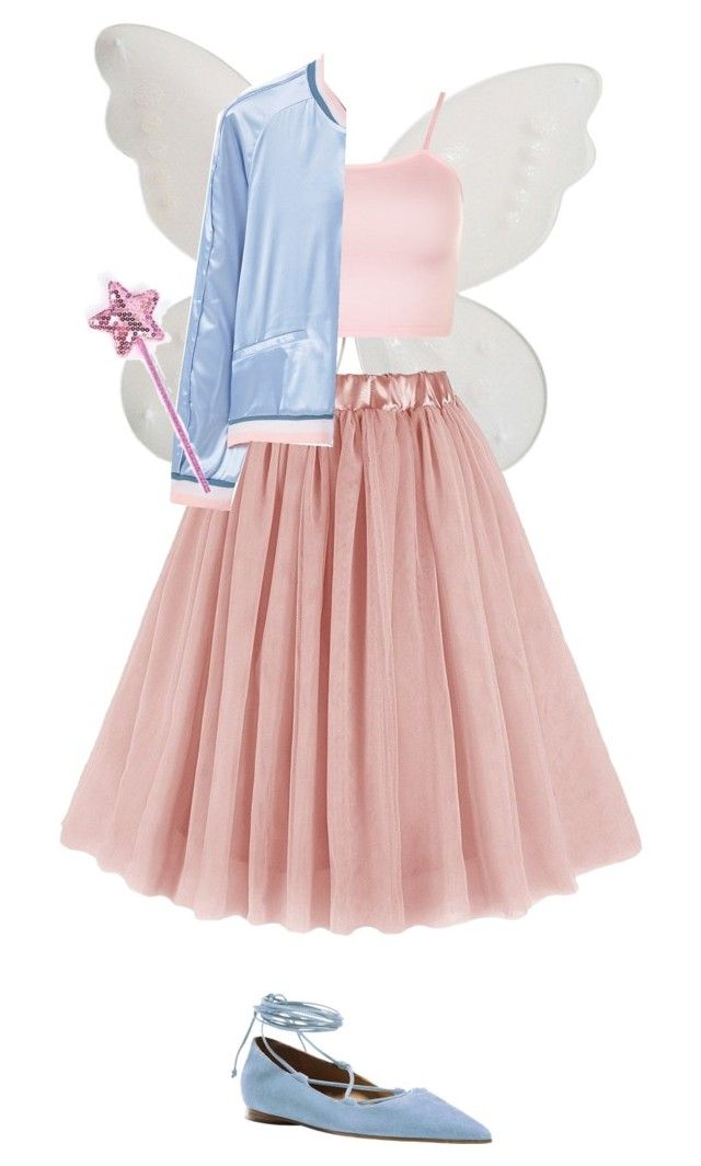 """""""Halloween : Fairy"""" by ksasya on Polyvore featuring WearAll, MANGO and Michael Kors"""