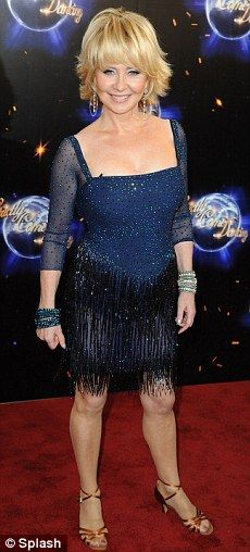 Lulu on Strictly Come Dancing (age 62!)