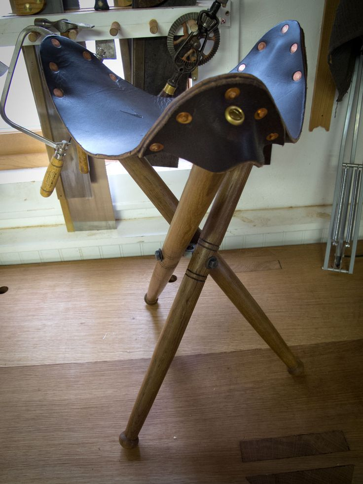 Make Your Own Tri Bolt For A Folding Stool Hardware
