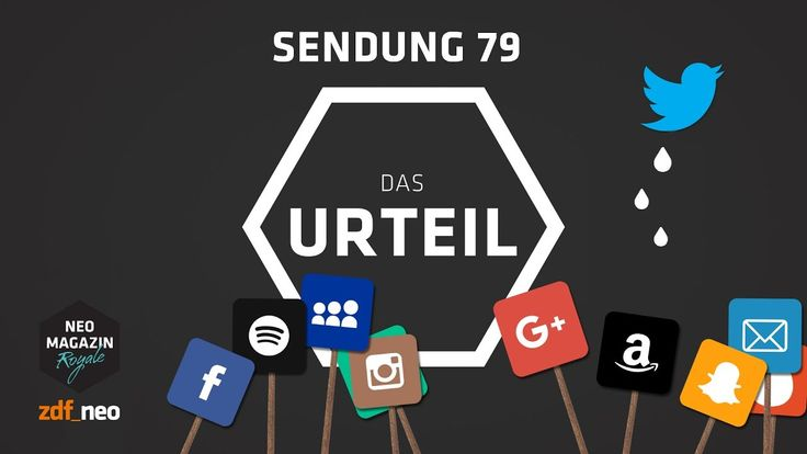 Das Urteil zu Episode 79 | NEO MAGAZIN ROYALE mit Jan Böhmermann - ZDFneo