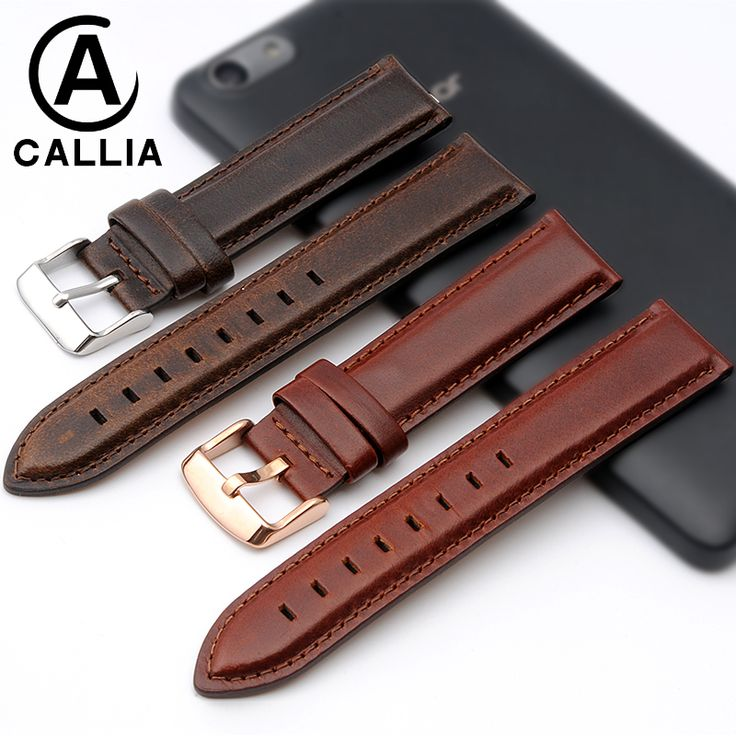High Quality Genuine Calf Hide Leather For daniel wellington watch Strap Band For men &women Accessories Watchband 13MM 18MM #Affiliate