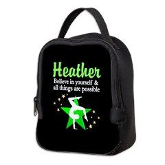 Gymnast Faith Neoprene Lunch Bag Awesome personalized Gymnastics designs available on Tees, Apparel and Gifts. http://www.cafepress.com/sportsstar/10114301 #Gymnastics #Gymnast #WomensGymnastics #Gymnastgift #Lovegymnastics #PersonalizedGymnast