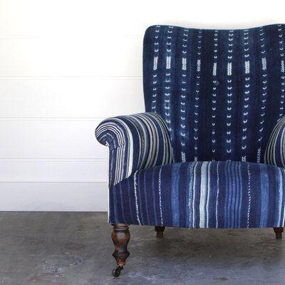 Club Chair | JuxtaPosition