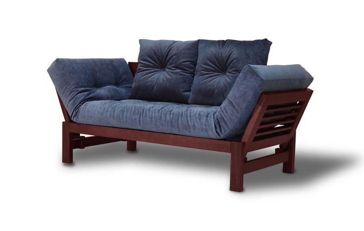 Метки: Маленькие диваны.              Материал: Ткань, Дерево.              Бренд: WOODCRAFT.              Стили: Лофт, Скандинавский и минимализм.              Цвета: Синий.