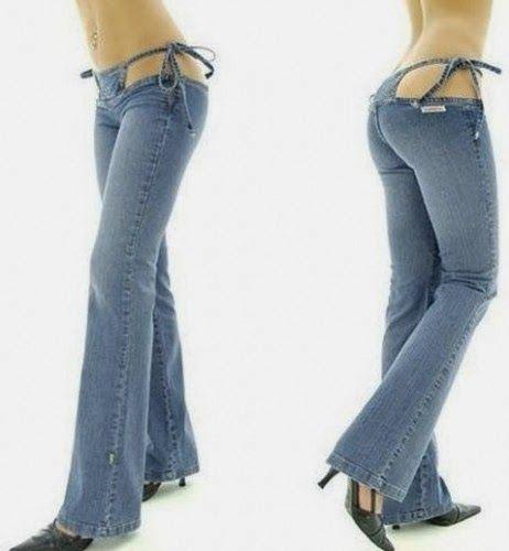 En Yeni Moda Bayan Kot Pantolonları