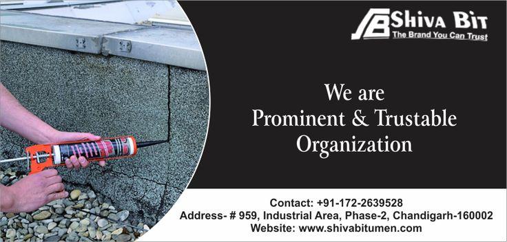 Want optimum quality of bitumenemulsion, bitumen CRMB and