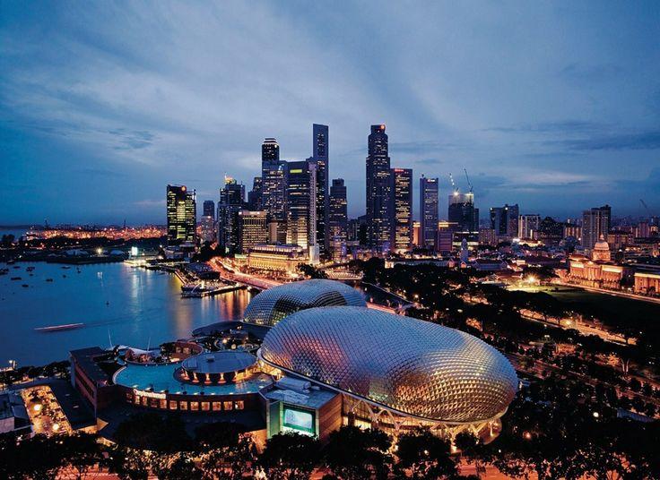 Singapore skyline | Singapore Skyline picture