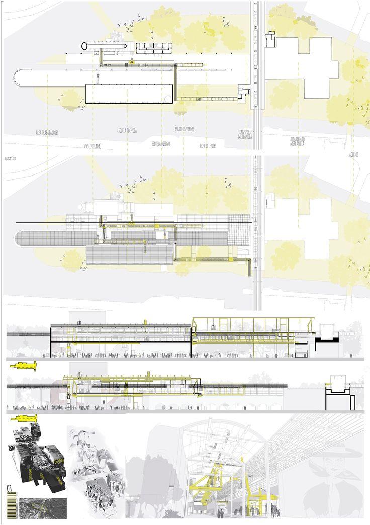Project REmode Center in Versuchsanstalt für Wasserbau und Schiffbau (VWS) (Berlin ) (Tiergarten) - Cristina Donate Rodríguez - Panel